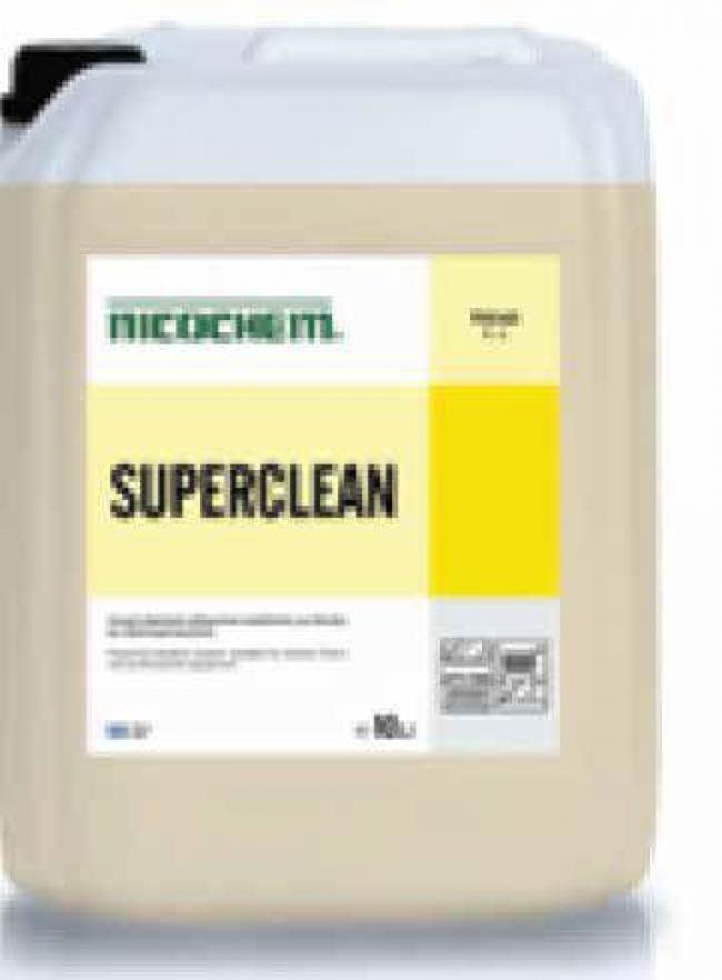 ΚΑΘΑΡΙΣΤΙΚΟ ΛΙΠΑΡΩΝ ΟΥΣΙΩΝ K-4 TREND SUPERCLEAN 5 Lit