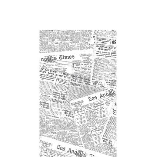 ΧΑΡΤΙ ΣΤΕΓΑΝΟ ΤΡΟΦΙΜΩΝ JOURNAL H6220 500 Tεμ /20*35 εκ