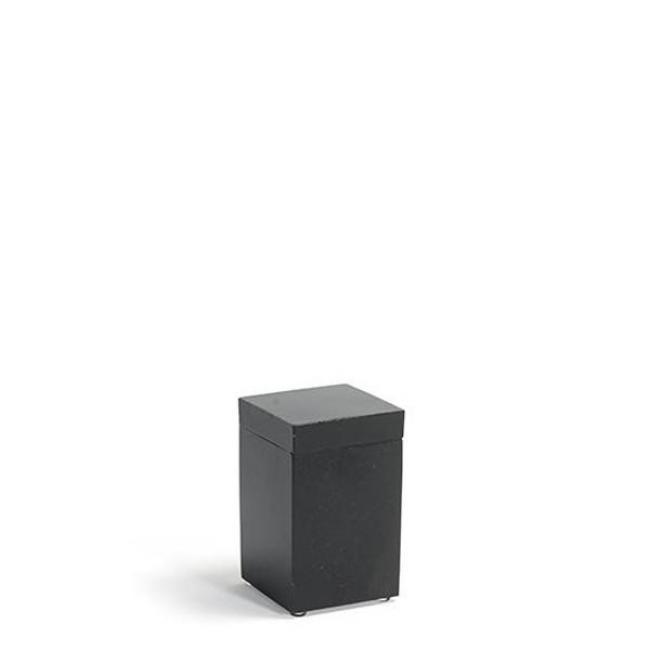 ΚΟΥΤΙ AMENITIES ΜΕ ΚΑΠΑΚΙ MOROCCO ONYX RJR009BKR12 / 6.4*6.4*10.2 εκ