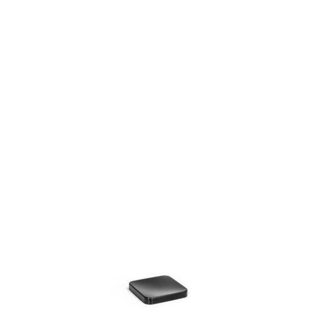 ΣΑΠΟΥΝΟΘΗΚΗ TOKYO MATT BLACK RSD030BKS23 / 10.2*10.2*1.3 εκ